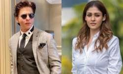 Nayanthara to star opposite Shah Rukh Khan in Atlee's upcoming Hindi film?