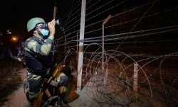 BSF personnel shoot pakistani intruders