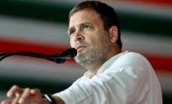 Rahul Gandhi, Congress leader, maharashtra rains, maharashta monsoon,