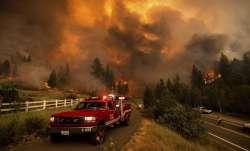 California, fire, heat spikes,  California FIRE GROWS, california latest international news, califor