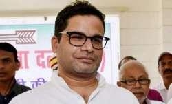 Prashant Kishor resigns