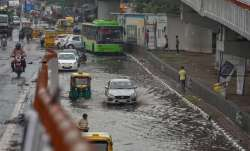 dealhi weather alert today