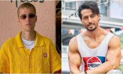 Justin Bieber, Tiger Shroff