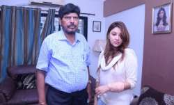 Ramdas Athawale meets , seeks police protection for actress