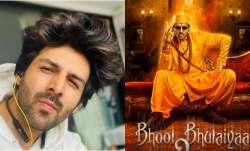 Bhool Bhulaiyaa 2, Kartik Aaryan