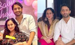 Shaheer Sheikh and wife Ruchikaa Kapoor blessed with a baby girl