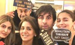 On Ranbir Kapoor's birthday, wishes pour in from mom Neetu, sister Riddhima & other celebs