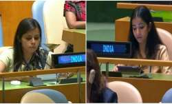 Tradition of young Indian diplomats taking on rants of Pakistan's leaders at UN General Assembly