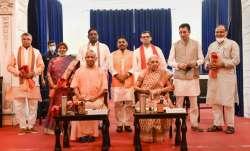 UP Cabinet Expansion: CM Yogi allocates portfolios, Jitin Prasada to head technical education depart