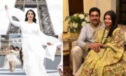 Aishwarya Rai looks dreamy as she walks runway at Paris