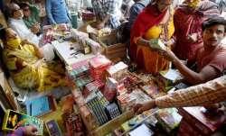 Puducherry Diwali firecrackers