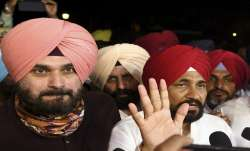 All is not well between Punjab CM Channi and Navjot Singh