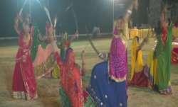 More than 200 Rajput women display sword skills