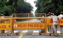 Delhi Police, Delhi Police seizes firecrackers, Rohini one arrested, latest national news updates, f