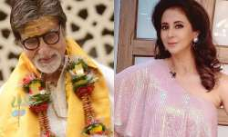 Amitabh Bachchan, Urmila Matondkar