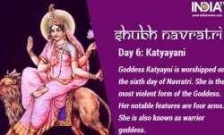Happy Navratri 2021 Day 6: Significance of worshipping Goddess Katyayani, Puja Vidhi, Mantra and Sto