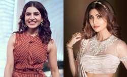 Samantha Ruth Prabhu, Shilpa Shetty