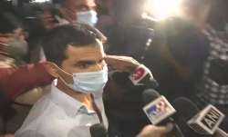 NCB Mumbai zonal director Sameer Wankhede