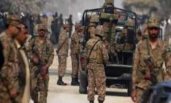 Counter Terrorism Department, mastung,  arms and ammunition, Security forces, killing, militants, se