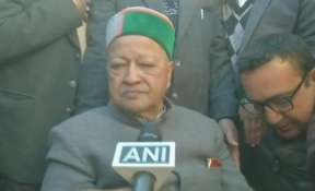 Himachal Pradesh Results 2017: Virbhadra accepts Congress'