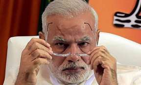 Varanasi woman 'stopped' from meeting PM Modi sets bus on
