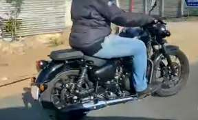 Royal Enfield: 2020 Classic spotted testing; everything we