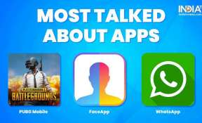 most talked about apps 2019, PUBG Mobile, WhatsApp, FaceApp