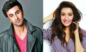 Shraddha Kapoor excited to be working with Ranbir Kapoor in Luv Ranjan's next