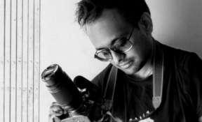 Bengali filmmaker Aneek Chaudhuri's 'White' back in India