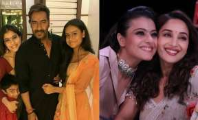 Kajol shares photos with Ajay Devgn, Madhuri Dixit to give tips on how to remain sane during lockdow