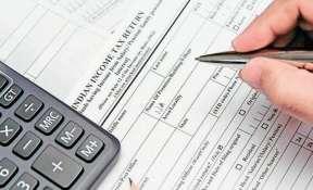 ITR income tax