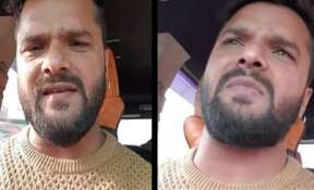 Khesari Lal Yadav upset over allegations