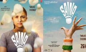 Saina director Amol Gupte defends poster against backlash