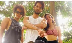 Mira's 'dream team' include Shahid Kapoor, Ishaan Khatter   See pic
