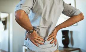 Researchers study patterns of back pain in relation to the