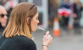 Heavy smoking can make your face look older