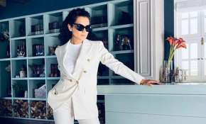 Kangana Ranaut slays her virtual Cannes 2020 red carpet appearance in white pantsuit