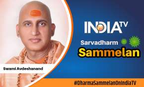 Swami Avdeshanand Giri on fighting coronavirus: Realize your strength, determination is key