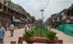 Chandni Chowk to be non-motorized zone from 9 a.m. to 9 p.m.