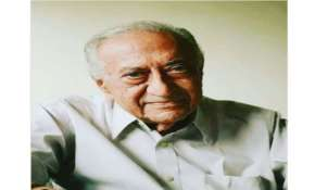 Radio announcer Ameen Sayani's son rubbishes his father's death rumours