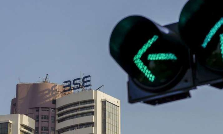 Sensex ends at record high for second consecutive day,