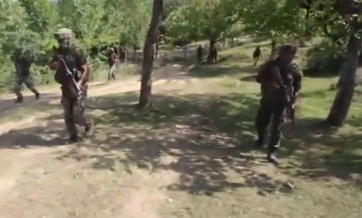 Jammu and Kashmir: Security forces kill 2 militants in