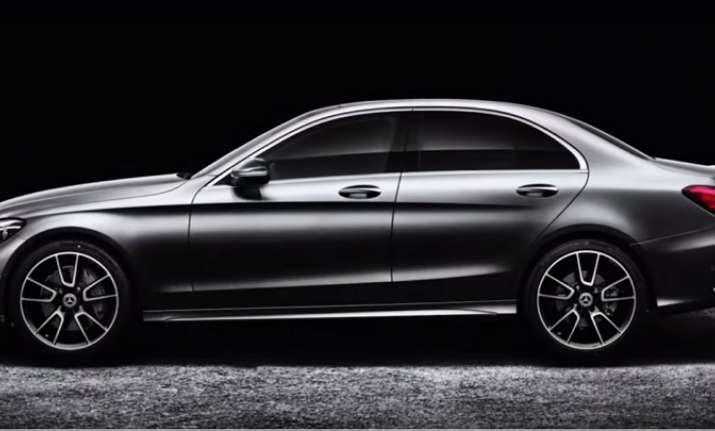 Mercedes-Benz launches new new C-Class with BS-VI diesel