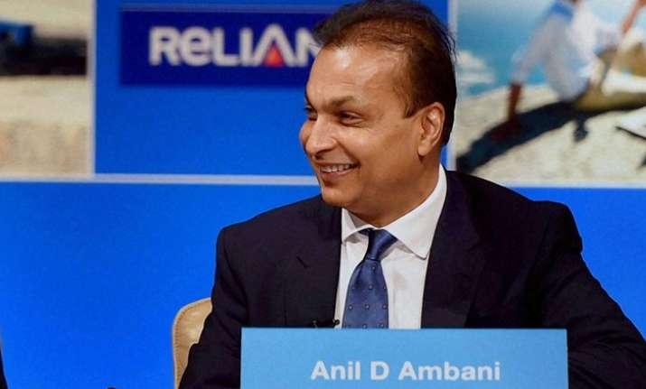 Anil Dhirubhai Ambani, Chairman of Reliance Group