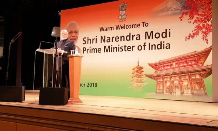 Inviting the Indian community in Japan to contribute