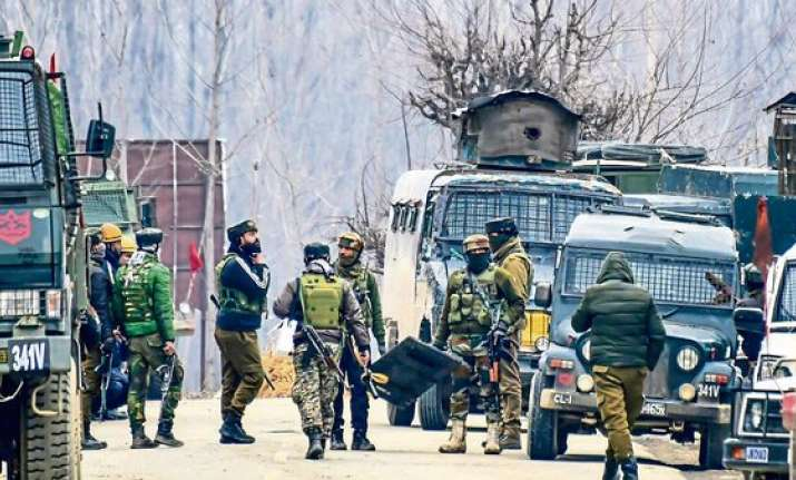 Terror attacks in South Kashmir
