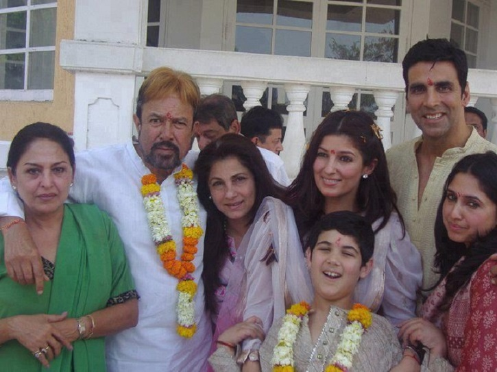 Birthday Special: These unseen pictures of Twinkle Khanna ...