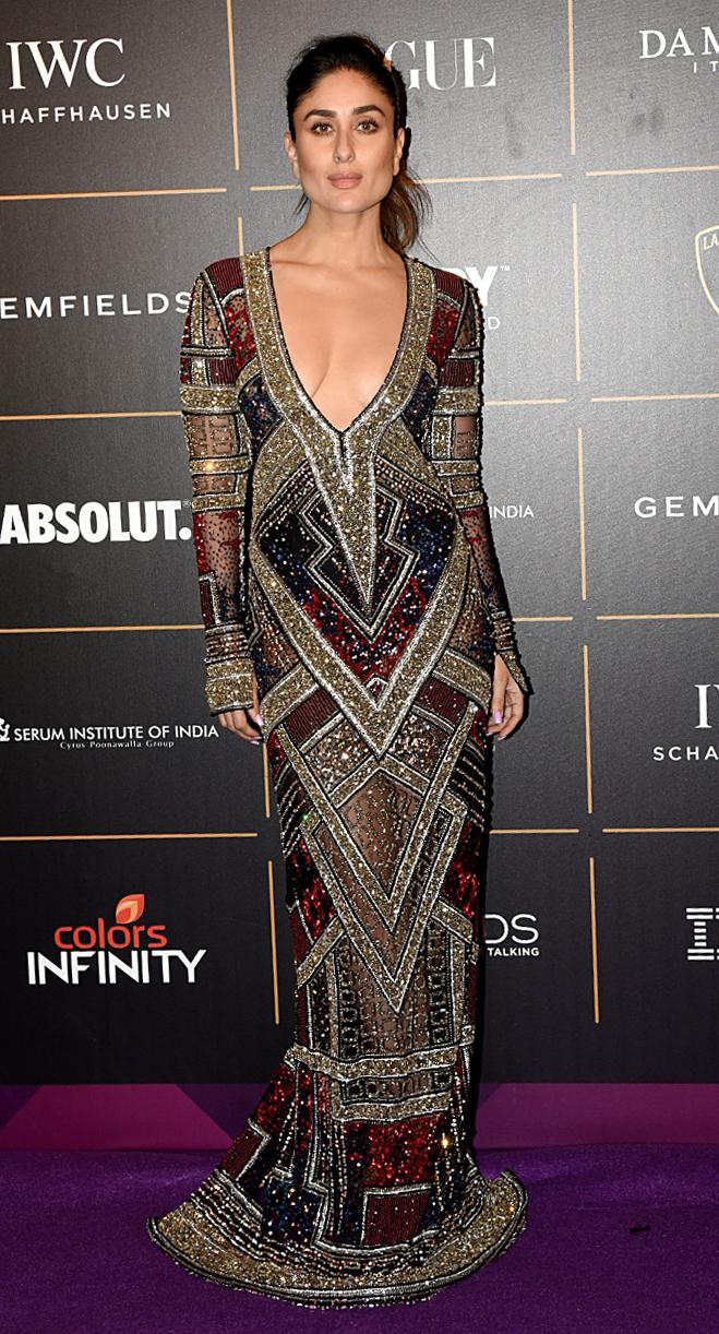 Mouni Roy To Jacqueline, Kareena What Your Favourite Celebrities Wore At Vogue Women -5549