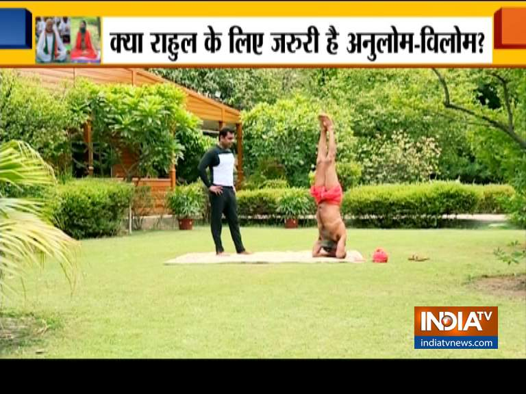 International Yoga Day 2019: Swami Ramdev's exclusive