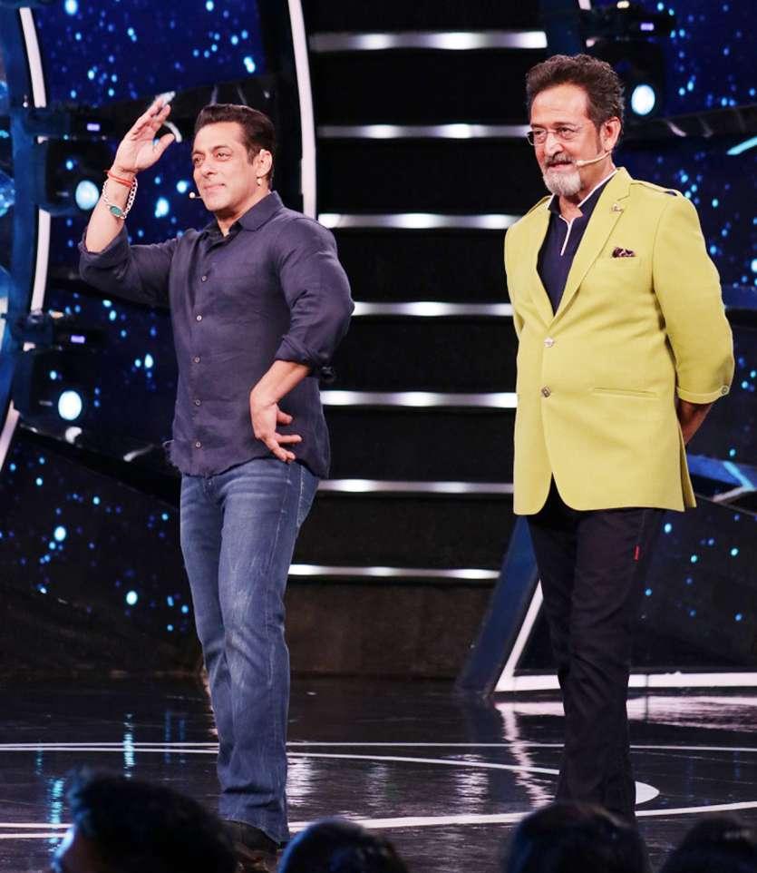 Bigg Boss Marathi 2: Salman Khan joins host Mahesh Manjrekar
